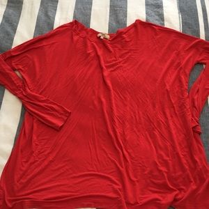 Red PIKO Top